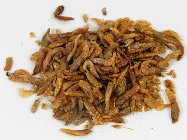 Getrocknete Shrimps, 1-2 cm