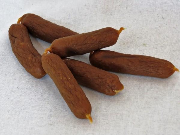 Würstchen mit Rind