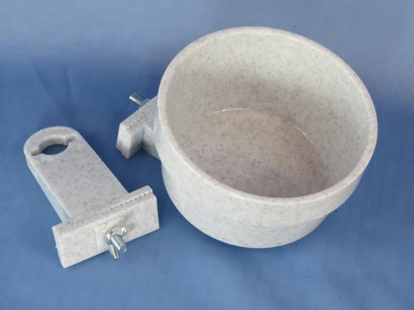 Napf Crock 550 ml abdrehbarer Napf