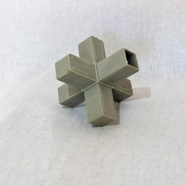 Stern 20 x 20 x 1,5 mm