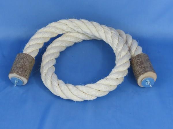 Seil-Sisal Ø = 30 mm inkl. 2 Endstücke montiert
