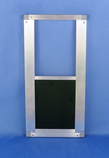 Beispielbild: Ausflugschieber 25 x 51 cm, innen 22 x 18 cm, Siebdruckplatte braun