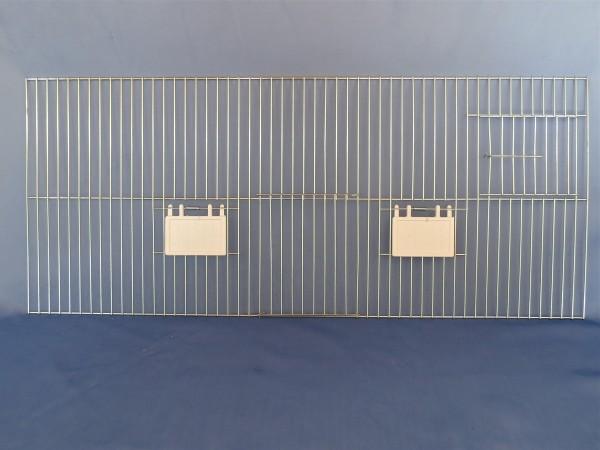 Vorsatzgitter zur Außenfütterung 60 x 30 cm