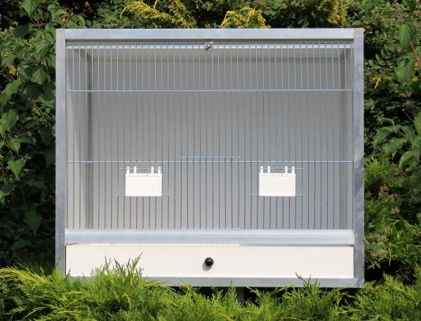 Panorama - Einfachbox   Kunststoffbox mit Alurahmen