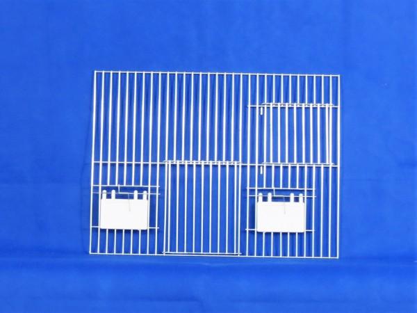 Vorsatzgitter zur Außenfütterung 40 x 30 cm