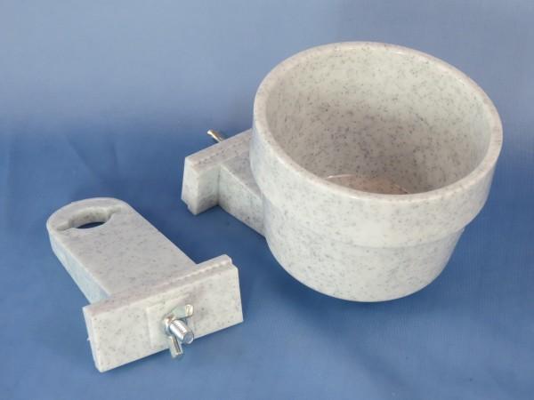 Napf Crock 300 ml abdrehbarer Napf