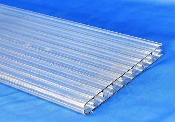 Polycarbonat LEXAN Stegplatten 98 x 100 cm