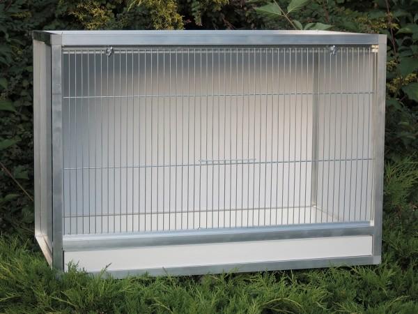 Panorama - Einfachbox | Kunststoffbox mit Alurahmen