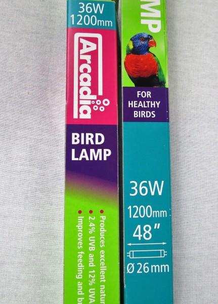 Arcadia Bird Lamp 36 W