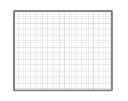 Dachelement 106 x 102 cm