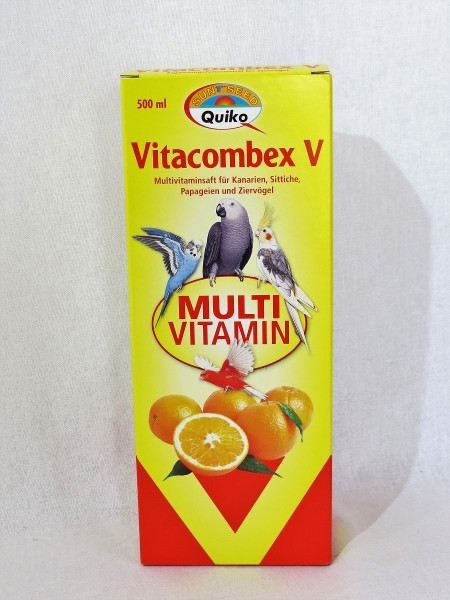Combex V Multivitaminsaft 500 ml