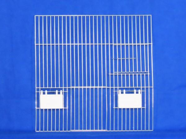Vorsatzgitter zur Außenfütterung 40 x 40 cm