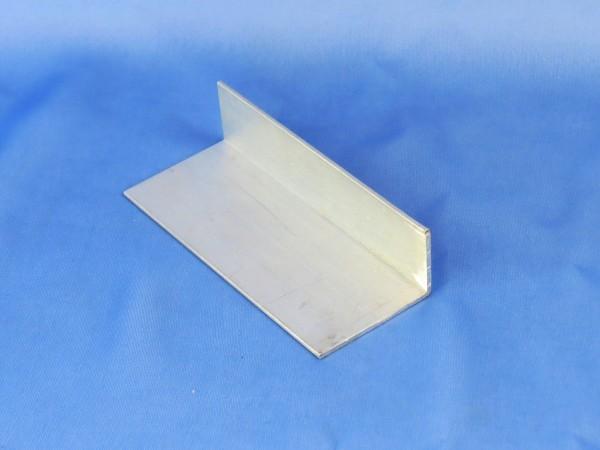 Aluminum-Winkel 50 x 30 x 2 mm