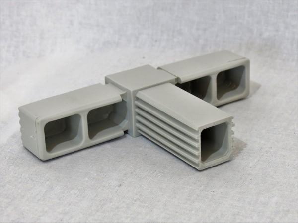 T-Stück glasfaserverstärkt 25 x 25 x 1,5 mm