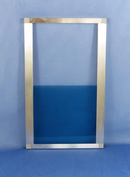 Beispielbild: Ausflugschieber 32 x 53 cm, innen 25,5 x 24,5 cm, Plexiglas blau getönt