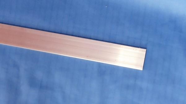 Aluminumprofil 20 × 2 mm