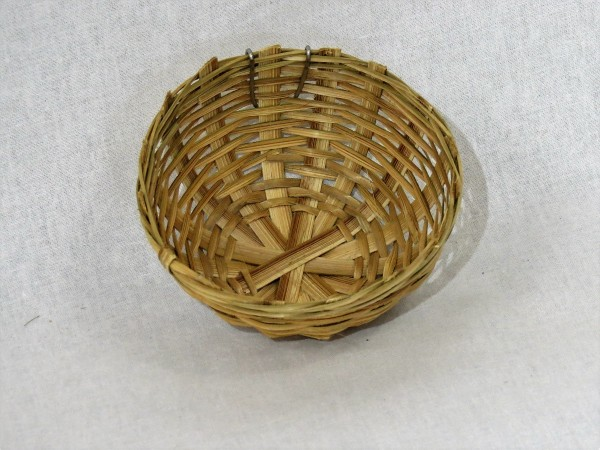 Bambus Nestkörbchen Ø = 13 cm