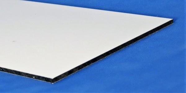 Alu-Verbundplatte 125 x 250 cm (3,125 qm)