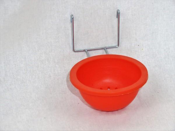 Nestkörbchen mit Metallringhalter