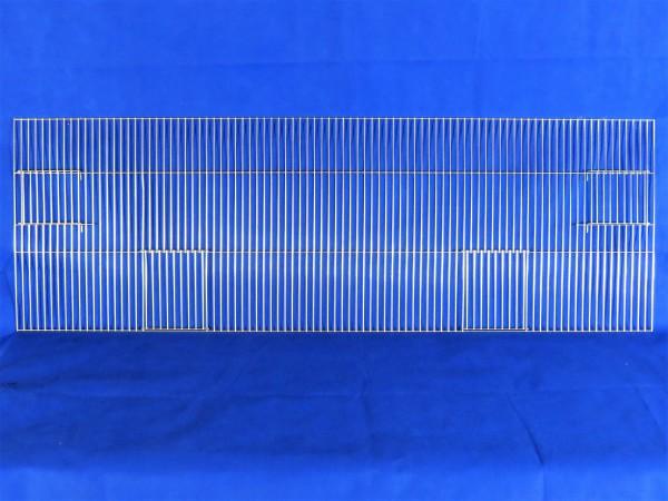 Vorsatzgitter zur Innenfütterung 120 x 40 cm