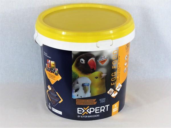 Expert Eifutter feucht gelb WM 5 kg-Eimer