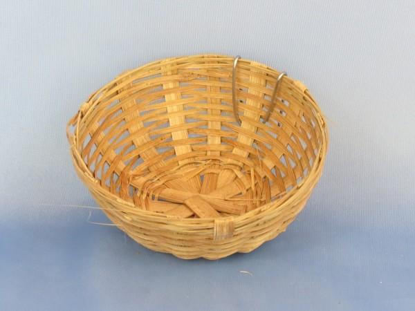 Bambus Nestkörbchen Ø = 10 cm
